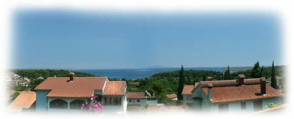 The view - Medulin Gulf and Kvarner